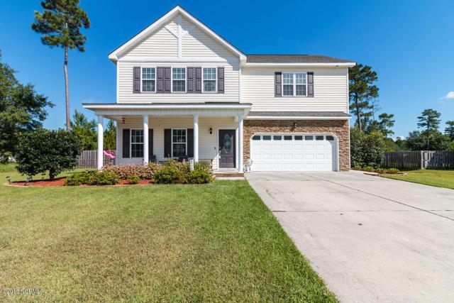 212 Wedgefield Circle, Jacksonville, NC 28454 (MLS #100133672) :: RE/MAX Elite Realty Group