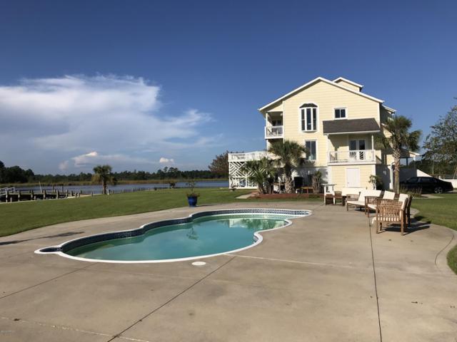 85 Shoreline Drive, Jacksonville, NC 28540 (MLS #100134124) :: Donna & Team New Bern