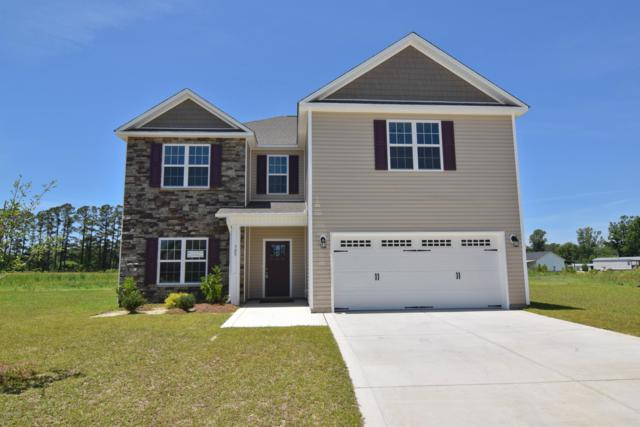 329 March Sea Lane, Jacksonville, NC 28546 (MLS #100135310) :: The Keith Beatty Team