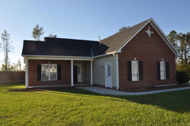 401 Albany Drive, Jacksonville, NC 28540 (MLS #100136373) :: Berkshire Hathaway HomeServices Prime Properties