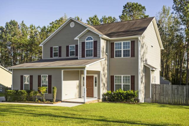 112 Sparkling Brook Way, Jacksonville, NC 28546 (MLS #100136726) :: RE/MAX Elite Realty Group