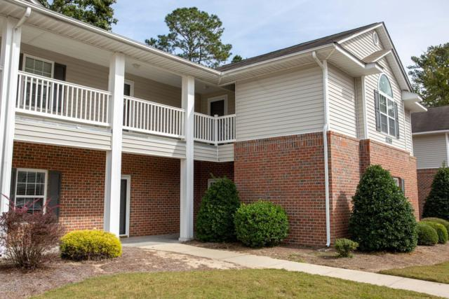 2233 Locksley Woods Drive H, Greenville, NC 27858 (MLS #100136821) :: The Oceanaire Realty