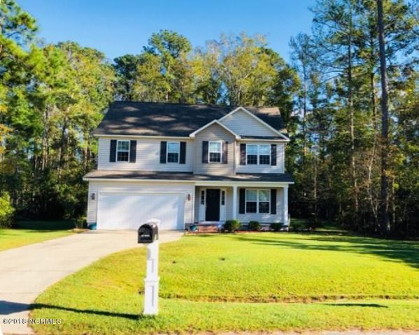 110 Hunting Wood Lane, New Bern, NC 28560 (MLS #100136867) :: Century 21 Sweyer & Associates