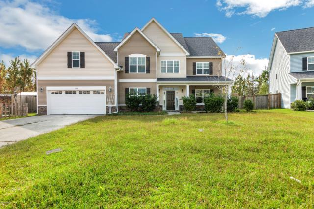 119 Stone Gate, Jacksonville, NC 28546 (MLS #100137200) :: Terri Alphin Smith & Co.