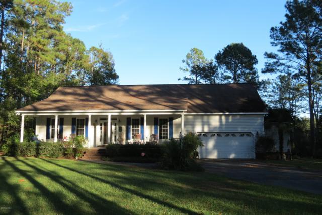 52 Leeward Lane, Oriental, NC 28571 (MLS #100137446) :: Century 21 Sweyer & Associates