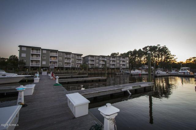 5400 E Yacht Drive D7, Oak Island, NC 28465 (MLS #100137793) :: Vance Young and Associates