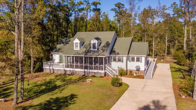 205 E Dowry Creek, Belhaven, NC 27810 (MLS #100137852) :: Century 21 Sweyer & Associates