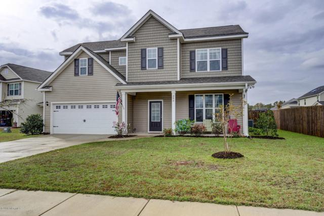 204 Pine Island Drive, Hampstead, NC 28443 (MLS #100138248) :: Terri Alphin Smith & Co.