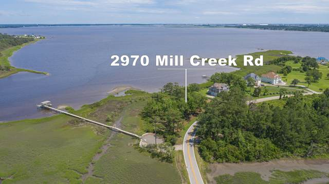 2970 Mill Creek Road, Newport, NC 28570 (MLS #100138584) :: Barefoot-Chandler & Associates LLC