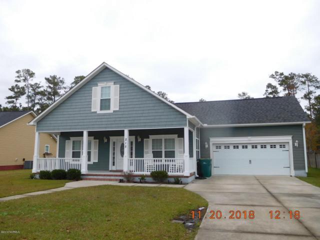 215 Brook Crossing Road, Swansboro, NC 28584 (MLS #100139311) :: Harrison Dorn Realty