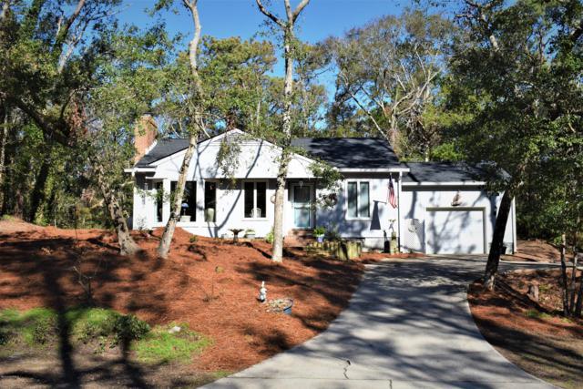 154 Mimosa Boulevard, Pine Knoll Shores, NC 28512 (MLS #100139315) :: Century 21 Sweyer & Associates
