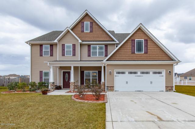 406 Oldtowne Street, Jacksonville, NC 28546 (MLS #100140594) :: Century 21 Sweyer & Associates