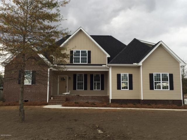 3301 Taberna Drive, Greenville, NC 27834 (MLS #100140956) :: Harrison Dorn Realty