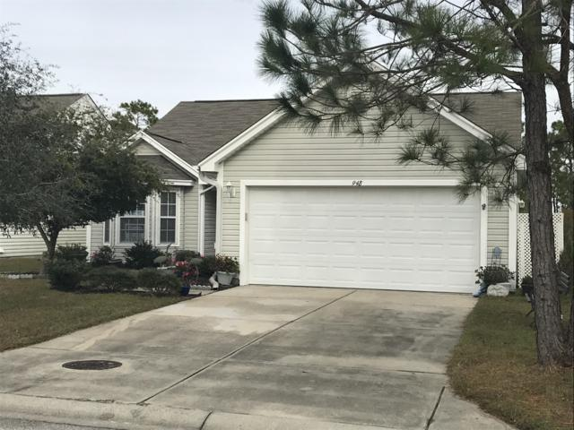 948 Wyndfall Drive SW, Sunset Beach, NC 28468 (MLS #100141276) :: The Keith Beatty Team