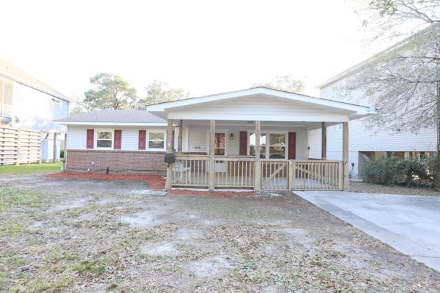 4103 E Oak Island Drive, Oak Island, NC 28465 (MLS #100141611) :: The Bob Williams Team