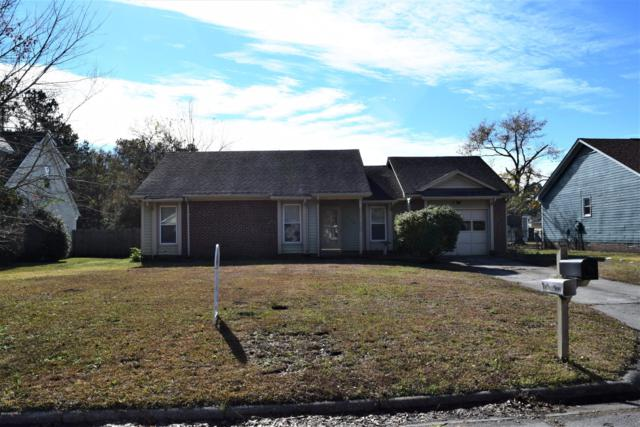 259 Bayberry Court, Jacksonville, NC 28540 (MLS #100141875) :: The Keith Beatty Team