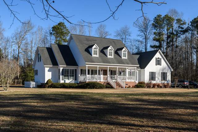 1805 Maurice Brown Road, Jamesville, NC 27846 (MLS #100142475) :: The Keith Beatty Team