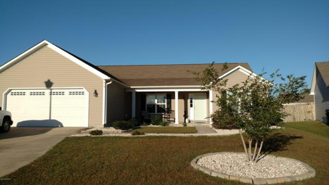 413 Amaryllis Lane, Holly Ridge, NC 28445 (MLS #100142590) :: Century 21 Sweyer & Associates