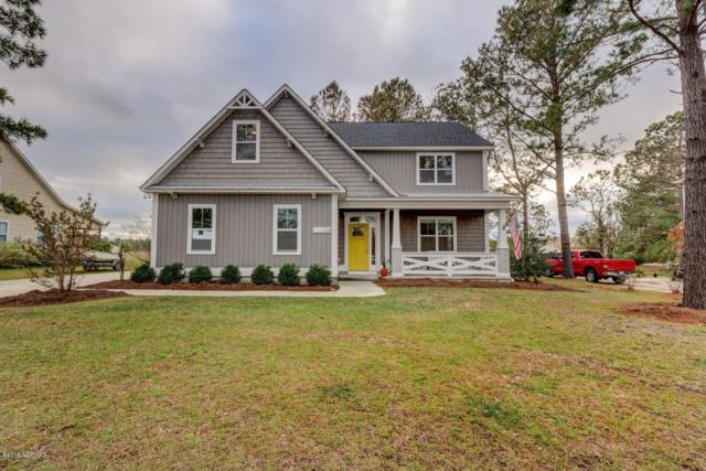 128 Heritage Way, Hampstead, NC 28443 (MLS #100142660) :: Vance Young and Associates