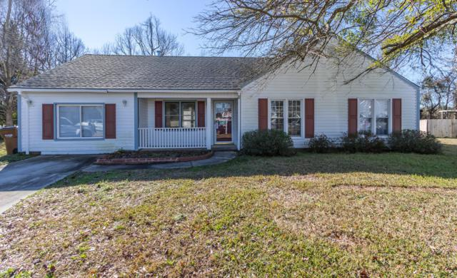 109 Corral Way, Jacksonville, NC 28546 (MLS #100143533) :: Chesson Real Estate Group