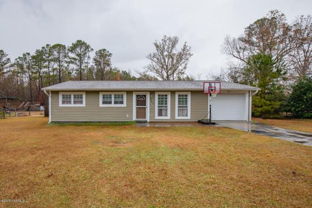 317 Pinewood Drive, Jacksonville, NC 28546 (MLS #100143565) :: RE/MAX Elite Realty Group