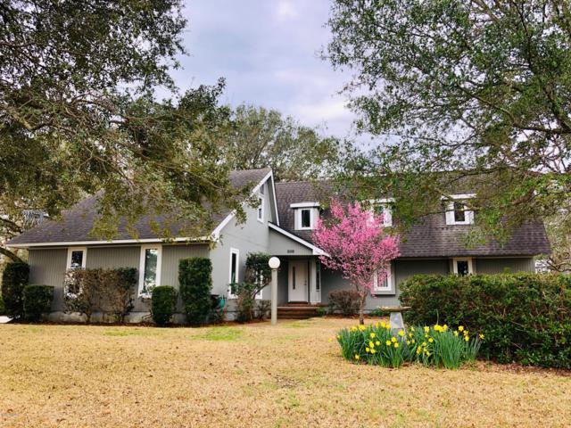 208 Harbor Drive, Morehead City, NC 28557 (MLS #100143820) :: Courtney Carter Homes