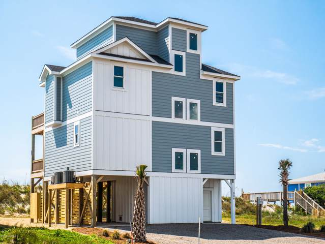 504 Ocean Drive, North Topsail Beach, NC 28460 (MLS #100144553) :: The Keith Beatty Team