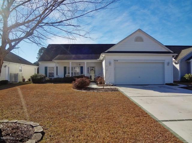 7634 Dunbar Drive SW, Sunset Beach, NC 28468 (MLS #100144887) :: Chesson Real Estate Group
