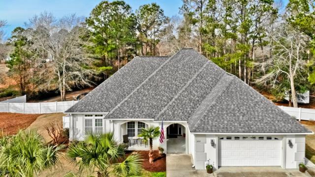 448 Kristen Lane SW, Supply, NC 28462 (MLS #100144940) :: Berkshire Hathaway HomeServices Prime Properties