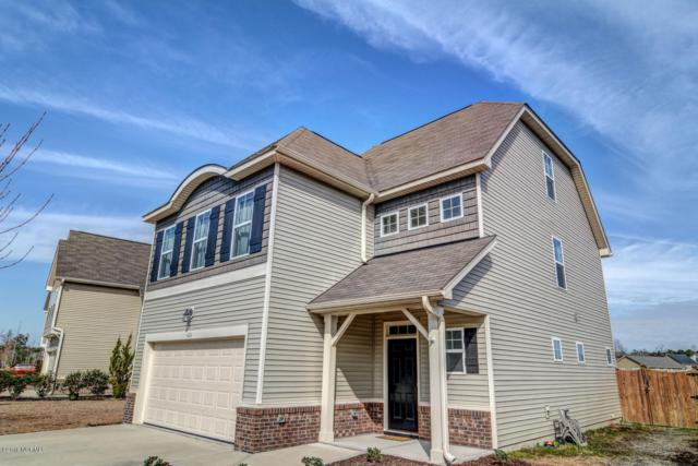 424 Bald Cypress Lane, Sneads Ferry, NC 28460 (MLS #100145964) :: The Oceanaire Realty