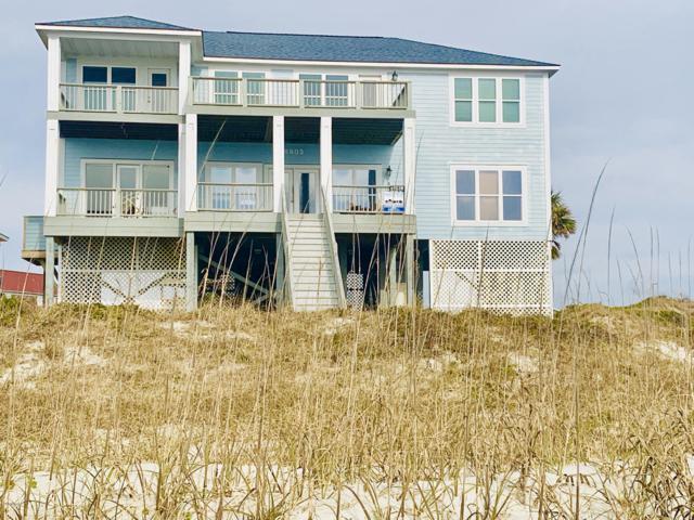 6903 W Beach Drive, Oak Island, NC 28465 (MLS #100146260) :: Century 21 Sweyer & Associates