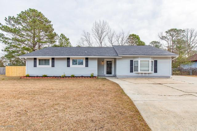 305 S Willow Lane, Jacksonville, NC 28546 (MLS #100146486) :: The Oceanaire Realty