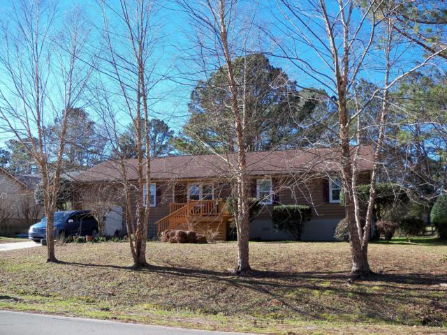 713 Plantation Drive, New Bern, NC 28562 (MLS #100146731) :: Berkshire Hathaway HomeServices Prime Properties