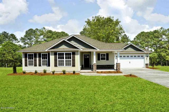 305 Ridge Land Court, Maysville, NC 28555 (MLS #100146961) :: Coldwell Banker Sea Coast Advantage