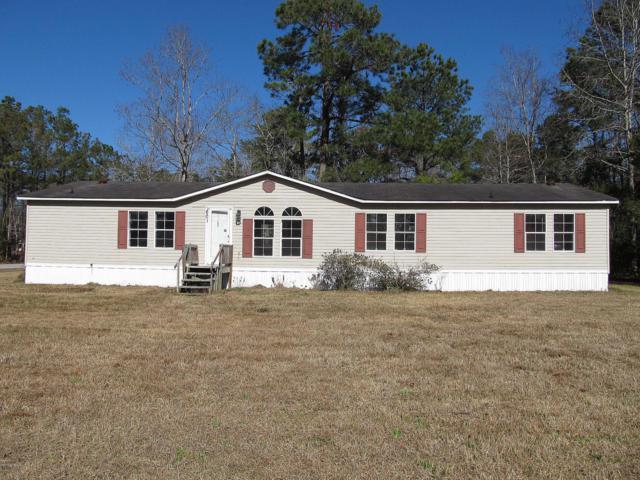 601 E Branch Drive, Newport, NC 28570 (MLS #100147488) :: RE/MAX Essential