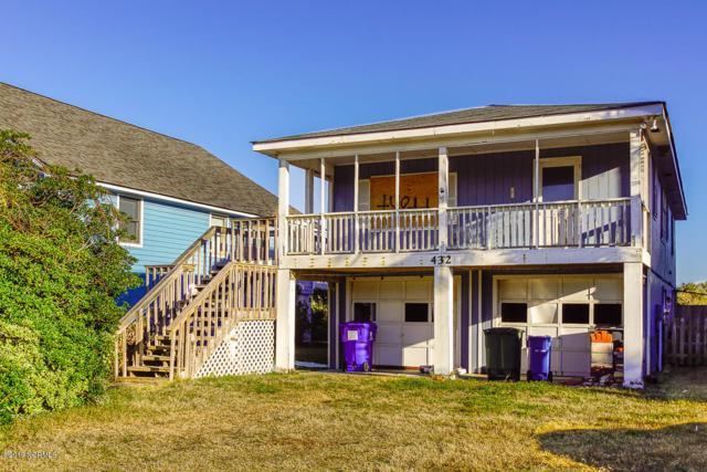 432 Caswell Beach Road, Oak Island, NC 28465 (MLS #100148076) :: The Keith Beatty Team