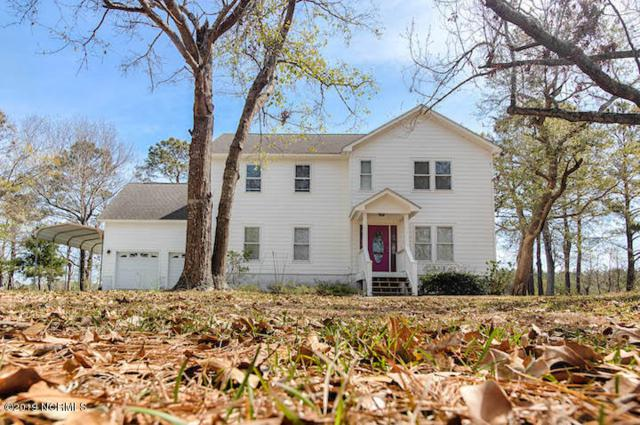 146 Hunting Bay Drive, Swansboro, NC 28584 (MLS #100148368) :: Courtney Carter Homes