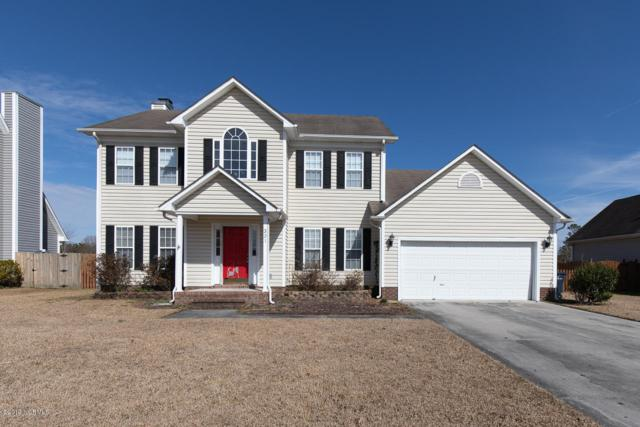 331 Iverleigh Lane, Jacksonville, NC 28540 (MLS #100148850) :: Vance Young and Associates