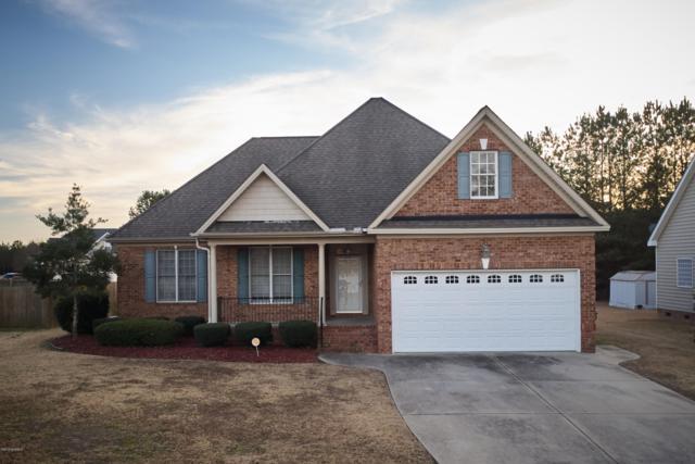 2703 Winding Ridge Drive W, Wilson, NC 27893 (MLS #100148930) :: Berkshire Hathaway HomeServices Prime Properties