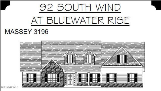 1003 Kingfish Way, New Bern, NC 28562 (MLS #100150171) :: Century 21 Sweyer & Associates