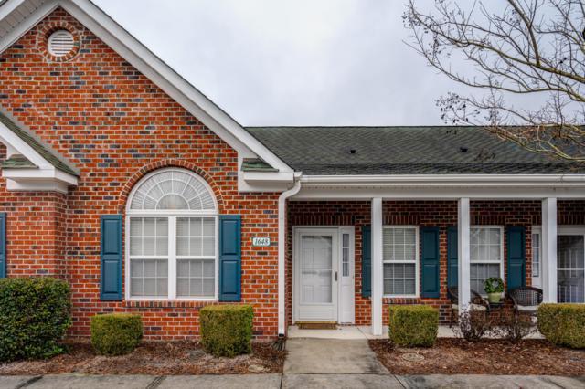1648 Honeybee Lane, Wilmington, NC 28412 (MLS #100150647) :: Coldwell Banker Sea Coast Advantage