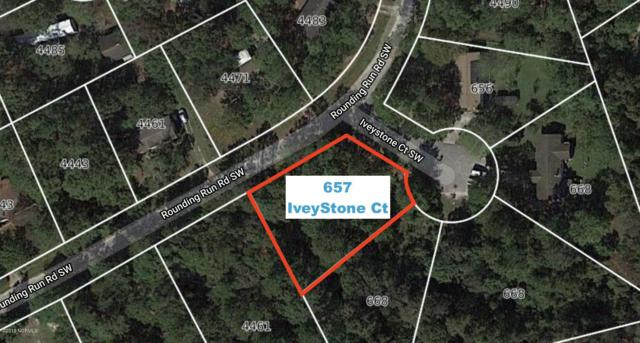 657 Iveystone Court SW, Shallotte, NC 28470 (MLS #100151322) :: Thirty 4 North Properties Group