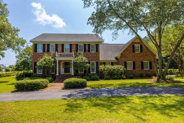 3435 Lakeview Trail, Kinston, NC 28504 (MLS #100151454) :: The Chris Luther Team