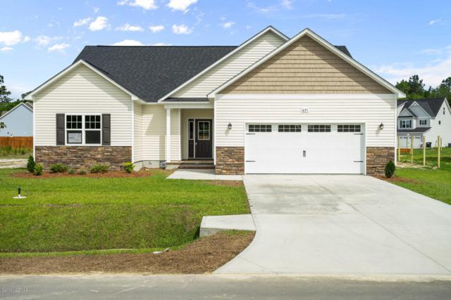 691 Aria Lane, Hubert, NC 28539 (MLS #100152241) :: Century 21 Sweyer & Associates
