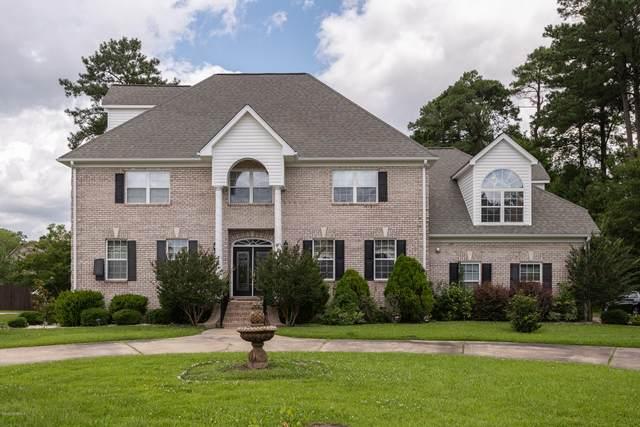 280 Foxcroft Lane, Winterville, NC 28590 (MLS #100152246) :: Barefoot-Chandler & Associates LLC