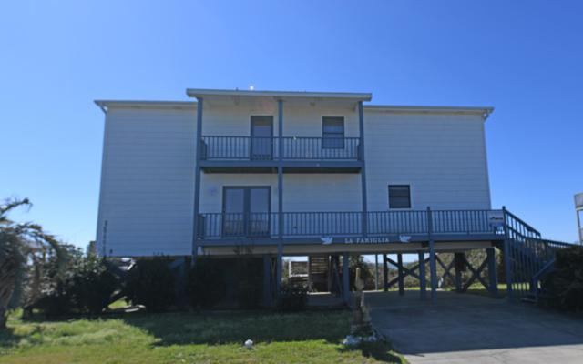 303 Ocean Drive, Oak Island, NC 28465 (MLS #100152973) :: The Bob Williams Team