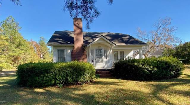 4008 Old Cherry Point Road, New Bern, NC 28560 (MLS #100153314) :: David Cummings Real Estate Team