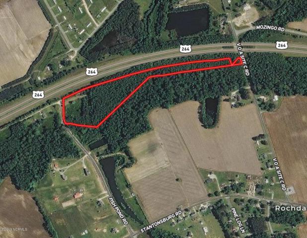 1821 Fishpond Road, Farmville, NC 27834 (MLS #100153327) :: The Pistol Tingen Team- Berkshire Hathaway HomeServices Prime Properties