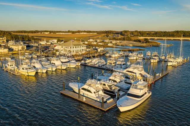 114 Town Creek Drive C-20, Beaufort, NC 28516 (MLS #100153415) :: Vance Young and Associates