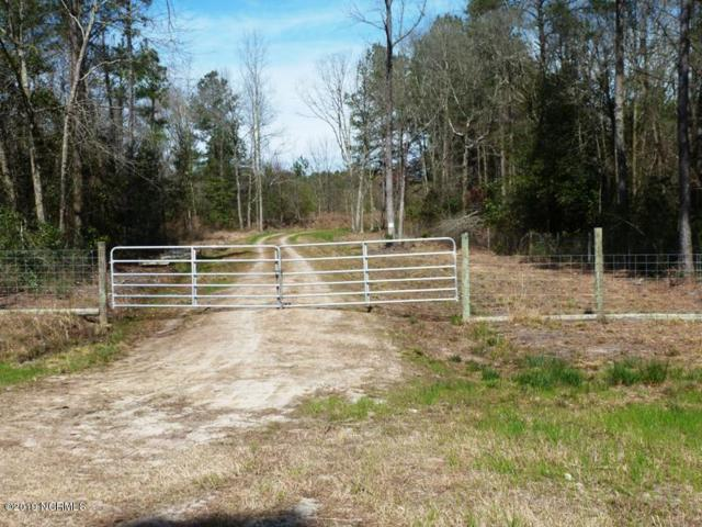 16.9 Acres Cabin Lake Road, Pink Hill, NC 28572 (MLS #100153553) :: The Keith Beatty Team